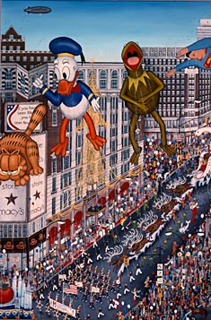 Macy's Thanksgiving Day Parade, 1988